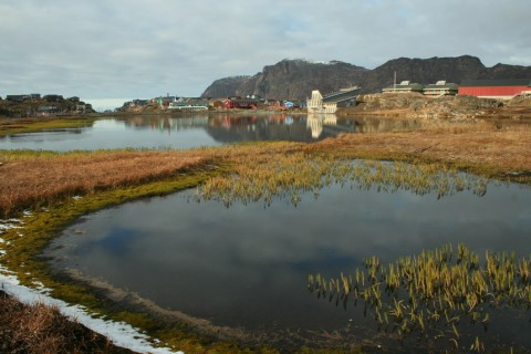 Sisimiut water project